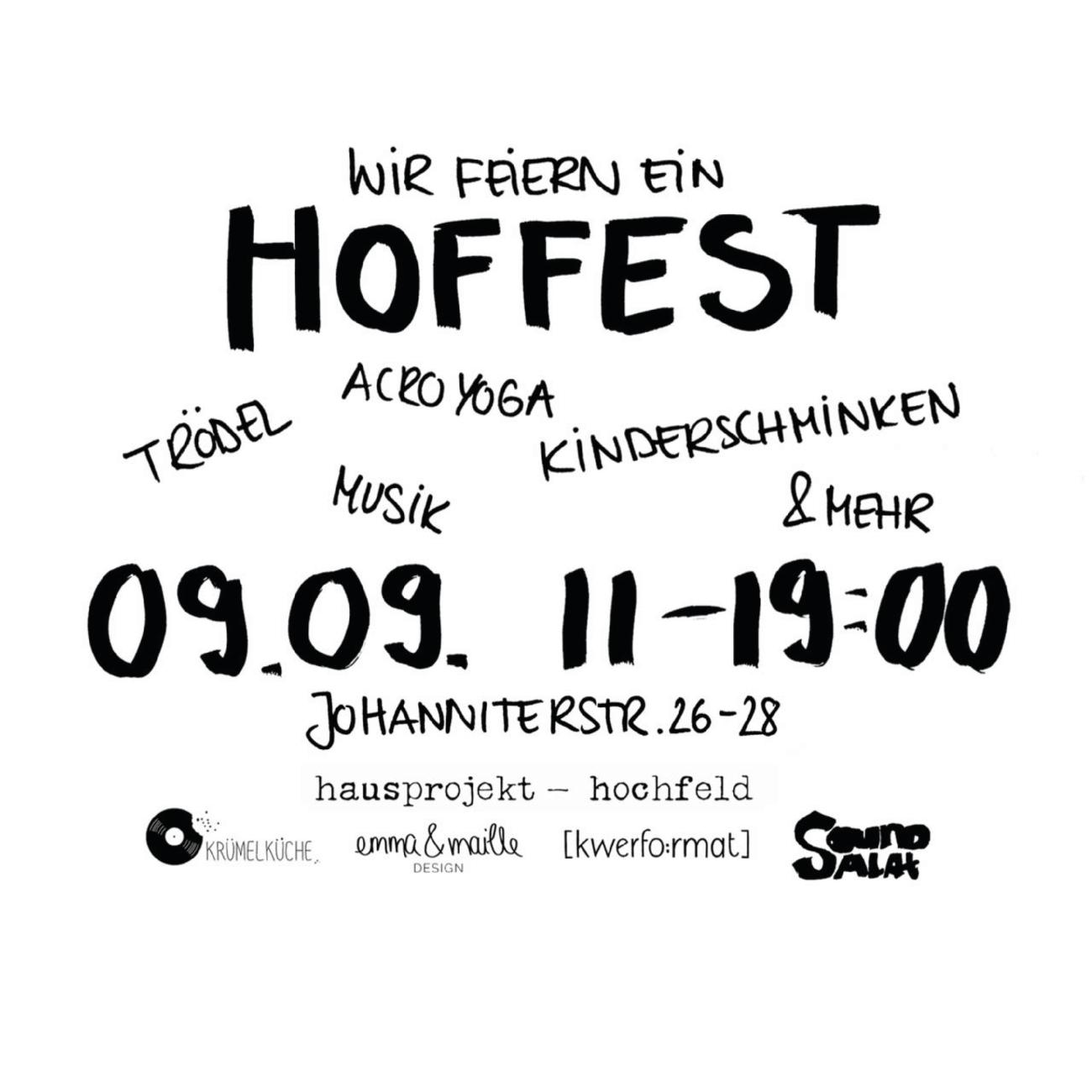hoffest flyer