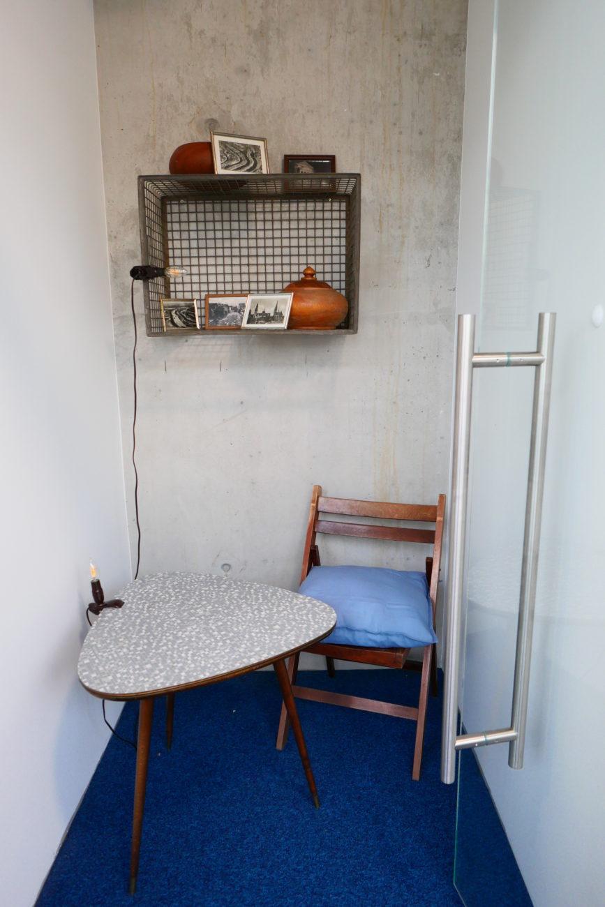 Krankikom Telefonzelle