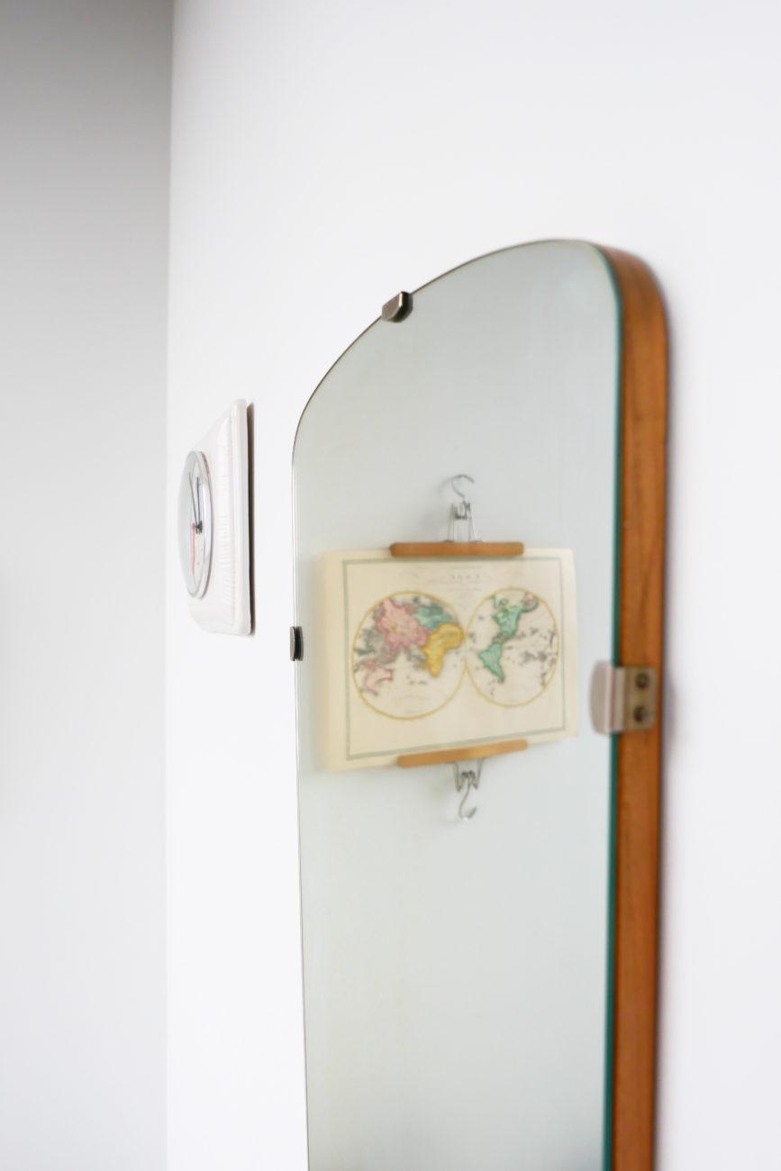 Krankikom Telefonzelle 50er Jahre Detail